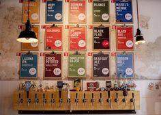 Am Naturkundemuseum hat ein neues Lokal eröffnet, das The Pier. Hier gibt's gute Biere und leckeres Bar Food.