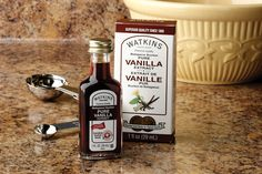 Good inexpensive basic vanilla.