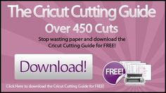 Drumroll… The Cricut Cutting Guide is Ready! | Above Rubies Studio by Sherry Fradley