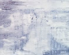 "Items op Etsy die op 24"" x 24"" Abstract Blue White Gold Painting lijken"