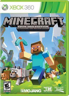 Buy Minecraft: Xbox 360 Edition: Av Media