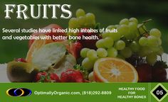 Eat some fresh fruits throghout the day to get the healthy bones! #healthyeating #healthyliving