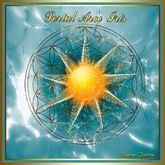Cantinho de Imagens da Guerreira: Mandala Sol