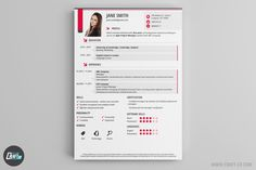 These Resume Templates will surely help you find a job! The Best Resume Builder with creative Resume Samples. Find A Job, Get The Job, Creative Cv Template, Resume Maker, Resume Builder, Creative Jobs, Looking For A Job, Best Resume, Resume Design