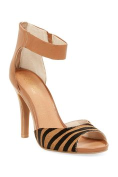Good Fortune Ankle Strap Sandal