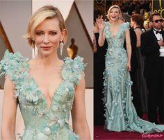 Tenho grandes expectativas com Cate Blanchett, ela sempre surpreende e dessa vez não foi diferente! Ela consegui ir mais incrível ainda do que eu poderia imaginar e apostar pra ela, achei esse vestido lúdico, ~divertido e muito elegante. Ela já fez escolhas tão ousadas, difíceis, luxuosas e esse é um bom exemplo de como fugir …