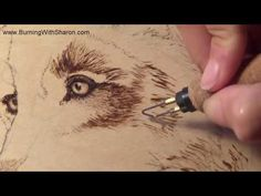 Tutorial for pyrography! Do's & Dont's - YouTube