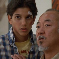 Daniel Son in 'The Karate Kid' The name says it all. Ralph Macchio is a karate kid. As long as you don't sweep his leg. Daniel Karate Kid, The Karate Kid 1984, Karate Kid Movie, Karate Kid Cobra Kai, Ralph Macchio, Miyagi, The Outsiders Johnny, Miguel Diaz, Kids Part