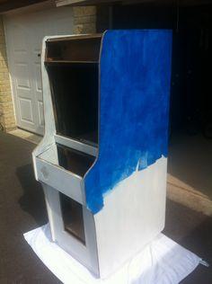 Arcade Machine, Donkey Kong, Restoration