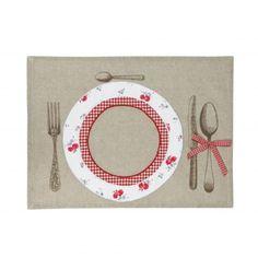 Set de table Cook 'n Tea - lot de 2 #Blancheporte