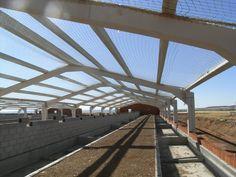 Construcción de cuatro Cebaderos de Porcino en Segovia.