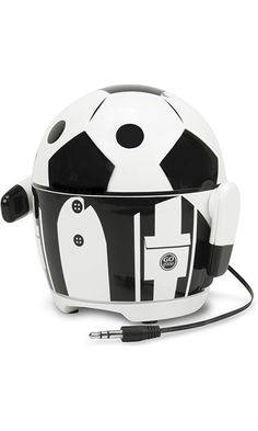 GOgroove Pal Soccer Bot Rechargeable Portable Multimedia Speaker - Works with your Desktop PC , Laptop , Smartphone & Other Multimedia Devices! Best Price