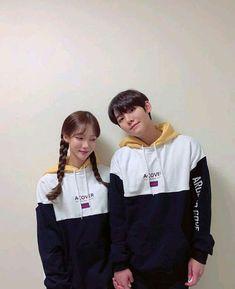 Hana and seungwoon
