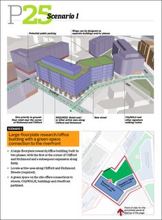 The I-195 Redevelopment District Commission engaged Goody Clancy to create a development framework to guide transformation of the district.