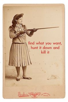 Real Annie Oakley