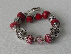 Rhian Handmade Beaded Bracelet