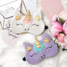 Mask for eyes Unicorn Birthday, Unicorn Party, Funny Unicorn, Baby Shower Party Favors, Baby Shower Parties, Baby Favors, Sewing Crafts, Sewing Projects, Delicate Wash