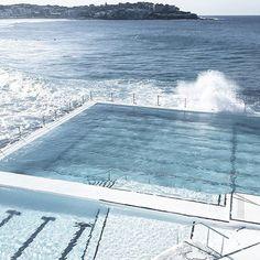 Pool + Beach = Yes please