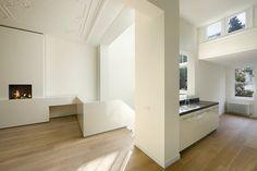 Zecc Architecten Utrecht: Verbouwing herenhuis in Oud Zuid, Amsterdam