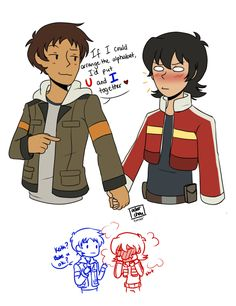 """""""Keith is actually really weak for corny pick-up line"""""""