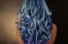 Bildergebnis für haarfarben blau
