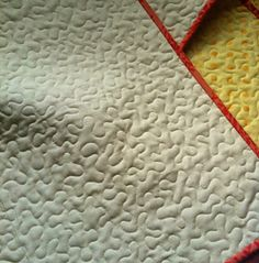 Ideas about free motion quilting