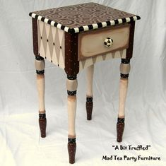 """A BitTruffled by madteapartyfurniture, via Flickr"