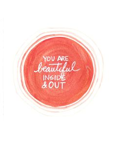 daughter, thought, beauty on the inside quotes