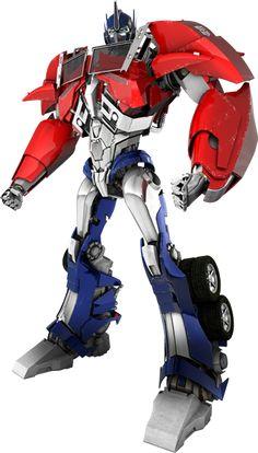 Optimus Prime-Transformers Prime show
