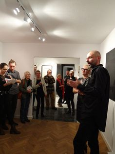 M4Gallery. Wernisaż wystawy Jacek Mirczak 151022. - foto. Joanna Mrozowska.