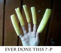 How many of us still do this till today ?