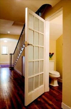 1000 Images About Half Bathrooms Under Stairs On Pinterest Under Stairs Small Toilet And