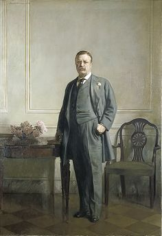 Joseph Rodefer DeCamp - Theodore Roosevelt, 1908