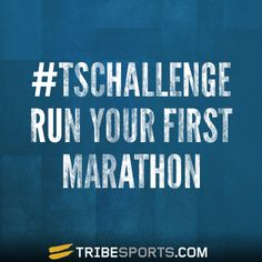 Run your first marathon #TSCHALLENGE #Tribesports #Challengeyourself #exercise #workout #fitness #fit #fitspo #inspiration #health #body #crunches