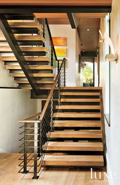 35+ Rooms with Stunning Staircases   LuxeDaily - Design Insight from the Editors of Luxe Interiors + Design