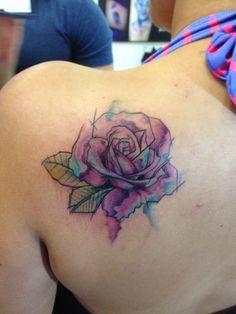 Tattoo#tatuajes#puebla#vander#tattooartist#neotraditional#watercolor#mrvander#gerardo#valerio#studio27