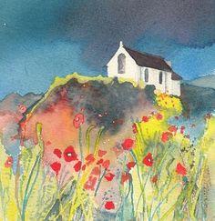 Miriam Smith Clifftop Church - Beauly Gallery