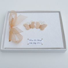 Gorgeous wedding keepsake box from @dottiedesigns for £18.95 the colours are perfect for our wedding!