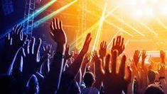 Image result for concert hands