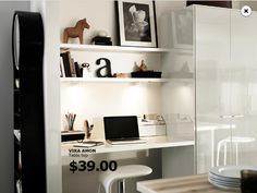 Kitchen nook inspiration from Ikea