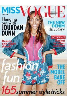 Miss Vogue - April 2014