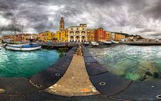 Venezia in cloudy day