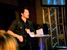 Misha crashes Mark and Richard's panel