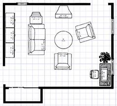 Critical Dimensions & Clearances for furniture placement!  Every room in the house is listed here.