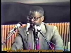 This is a classic video from Dr. Yosef ben Jochannan.   It took place at Tuskegee University.  He covers a lot of ground with this lecture.  Everything from Hippocrates going to Kemet to study medicine yet the Greeks called him the father of medicine to the early days of the with Pope Martin V in 1506 and Bartholomew De La Casas having Moors cap...