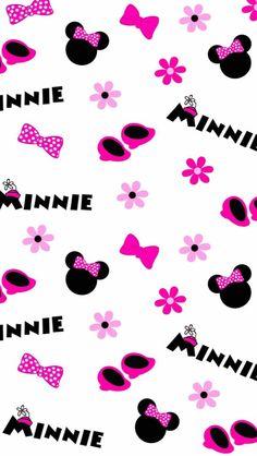 iPhone Wall - Minnie tjn