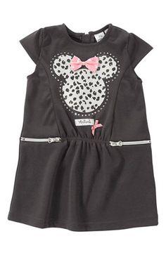 Fede Disney Minnie Mouse Kjole Grå Disney Minnie Mouse Kjoler til Børn & teenager i dejlige materialer