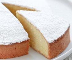 ricetta della torta margherita