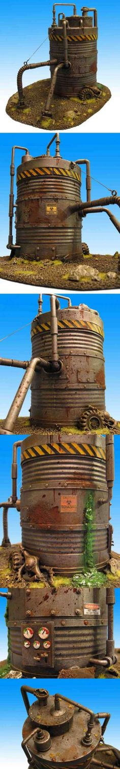 Fuel Statiion
