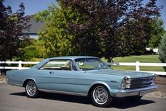 Bid for the chance to own a No Reserve: 1966 Ford Galaxie 500 at auction with Bring a Trailer, the home of the best vintage and classic cars online. Ford Galaxie, Ford Classic Cars, Classic Cars Online, Classic Mustang, Margaret Atwood, Ford Motor Company, Honda Civic, Volkswagen 181, Mustang Cars